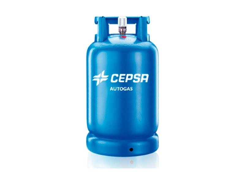 Botella 11Kg. AutoGas CEPSA